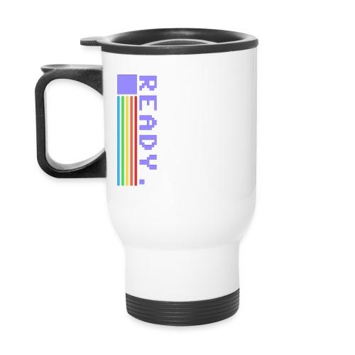 R - Travel Mug