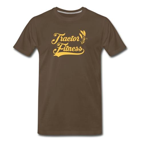 Tractor Fitness - Men's Premium T-Shirt