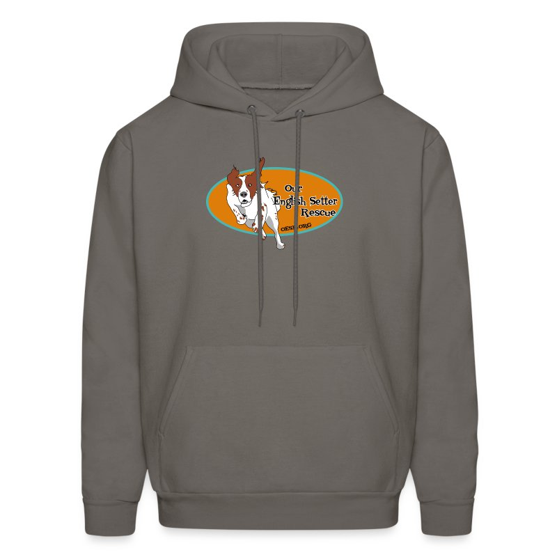 Men's Double-sided hoodie with dual setters - Men's Hoodie