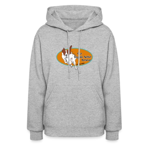 Women's Double-sided hoodie with dual setters - Women's Hoodie