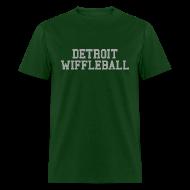 T-Shirts ~ Men's T-Shirt ~ Detroit Wiffleball