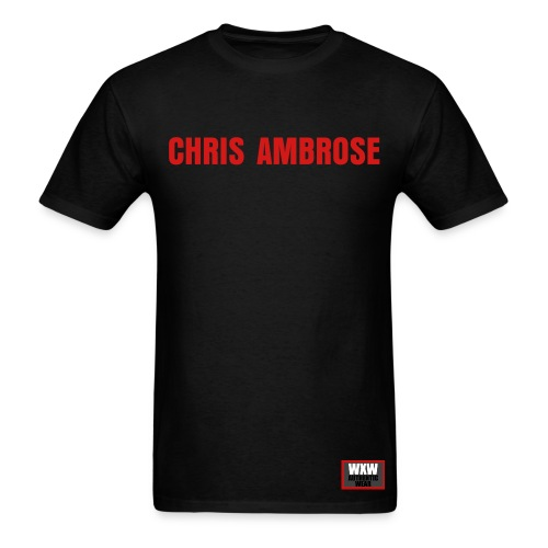 Chris Ambrose Shirt - Men's T-Shirt