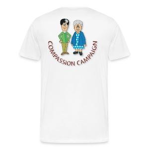 COMPASSION CAMPAIGN MEN'S T - Men's Premium T-Shirt