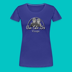 Women's Our Twin Life twinnie - Women's Premium T-Shirt