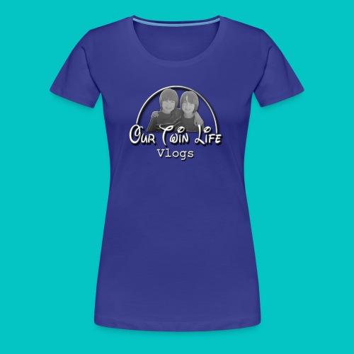 Women's Our Twin Life twinnie - Women's Premium T-Shirt