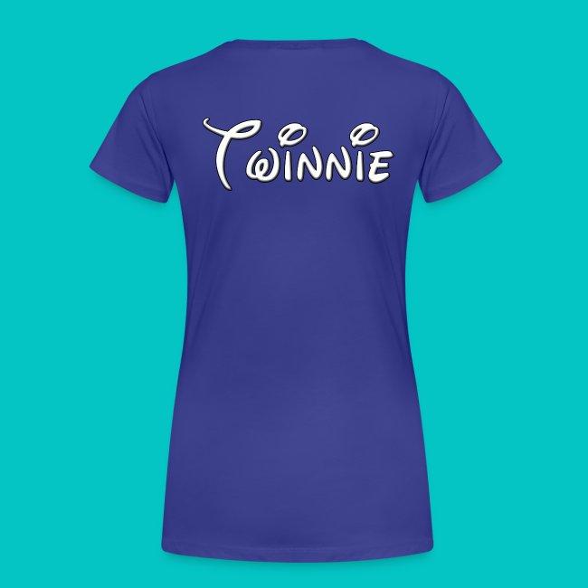"""Women's Our Twin Life """"twinnie"""""""