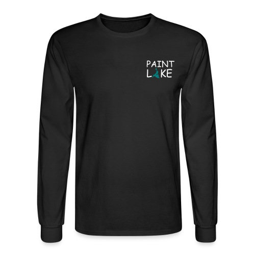 Men's Premium T-Shirt Simple (Front Only) - Men's Long Sleeve T-Shirt