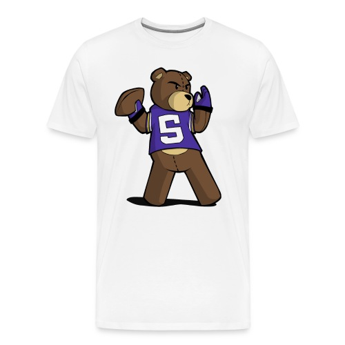 Teddy B - Men's Premium T-Shirt
