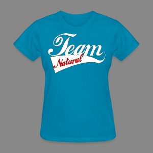 Team Natural Red/White - Women's T-Shirt