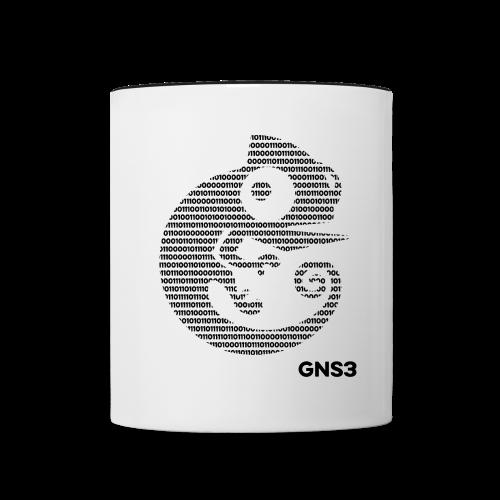 GNS3 Mug - Contrast Coffee Mug