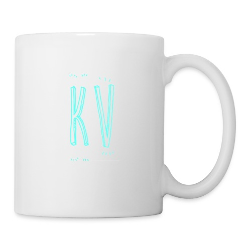 KevinsVids Logo Mug - Text Only - Coffee/Tea Mug