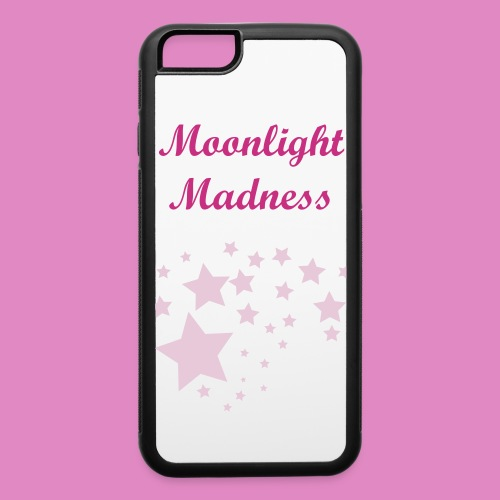 Moonlight Madness Rubber Iphone 6 case - iPhone 6/6s Rubber Case
