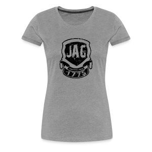 JAG Vintage (black) - WOMEN - Women's Premium T-Shirt