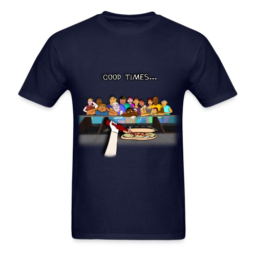 HOAGIE POV T-Shirts - Men's T-Shirt