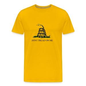 Gadsden Tee - Men's Premium T-Shirt