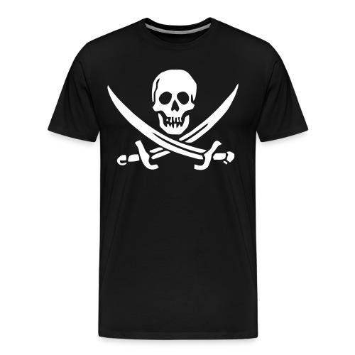 Jolly Roger - Men's Premium T-Shirt