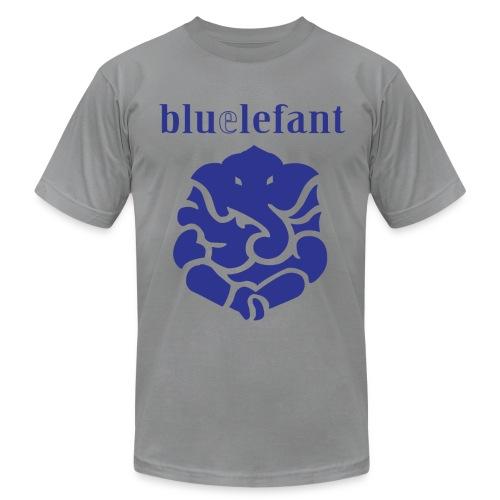 Ganesh - silver - Men's Fine Jersey T-Shirt