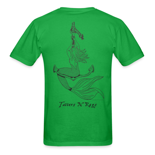 Classic Style Hooked - Men's T-Shirt