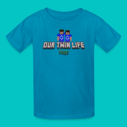 Kid's Our Twin Life Minecraft - Kids' T-Shirt