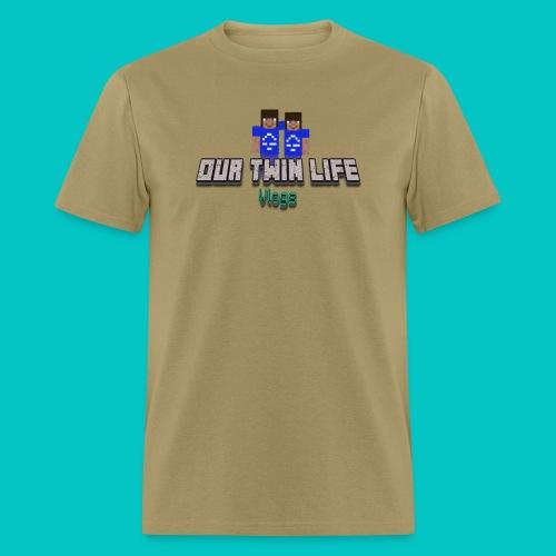 Men's Our Twin Life Minecraft - Men's T-Shirt