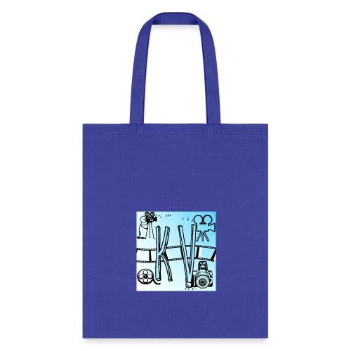 KevinsVids Logo Tote Bag - Tote Bag