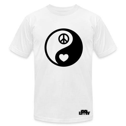 LPPV Shirt - Men's Fine Jersey T-Shirt