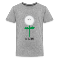 Kids' Shirts ~ Kids' Premium T-Shirt ~ Dandelion Head