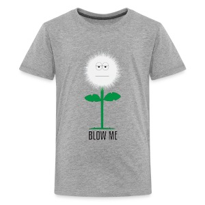 Dandelion Head - Kids' Premium T-Shirt
