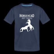 Kids' Shirts ~ Kids' Premium T-Shirt ~ Horsehead Hot Sauce Soft Shirt