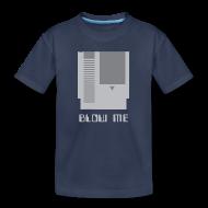 Kids' Shirts ~ Kids' Premium T-Shirt ~ Old Gamers Secrete