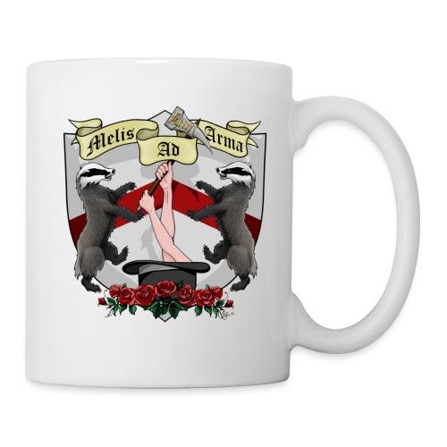 Melis Ad Arma - Mug - Coffee/Tea Mug