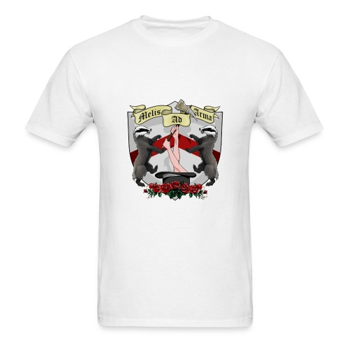 Melis Ad Arma - Men's T-Shirt - Men's T-Shirt