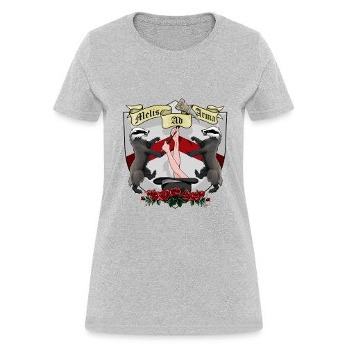 Melis Ad Arma - Women's T-Shirt - Women's T-Shirt