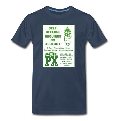 Bunkerhill PX - Men's Premium T-Shirt