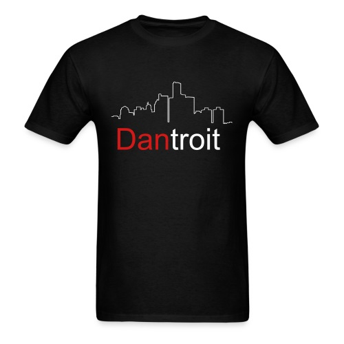 Dantroit - Men's T-Shirt