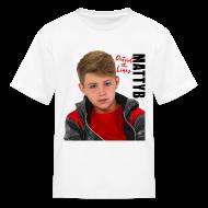 Kids' Shirts ~ Kids' T-Shirt ~ MattyB
