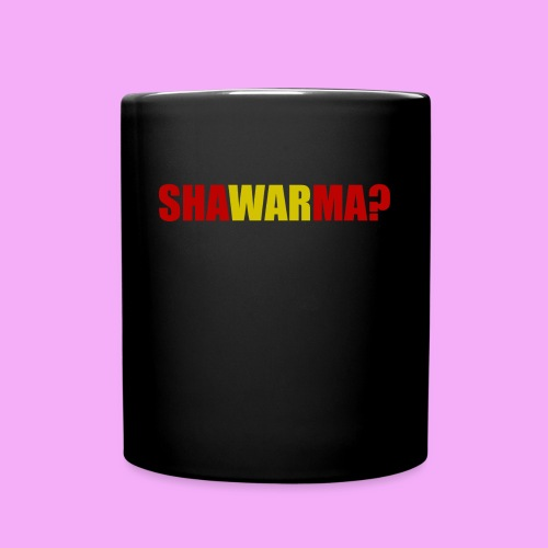 Shawarma? Coffee Mug - Full Color Mug