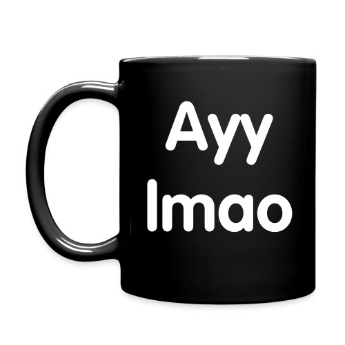 Ayy lmao Coffee Mug - Full Color Mug