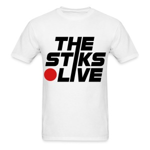 Basic White T-Shirt - Men's T-Shirt