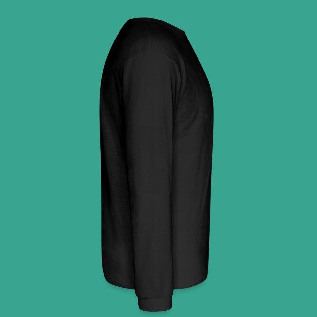 HGB Logo Dead Jingle Men's Long Sleeve T-shirt