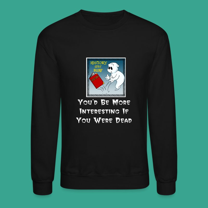 HGB Logo Dead Jingle Men's Sweatshirt - Crewneck Sweatshirt