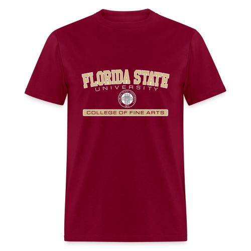 FSU College of Fine Arts T-shirt - Men's T-Shirt