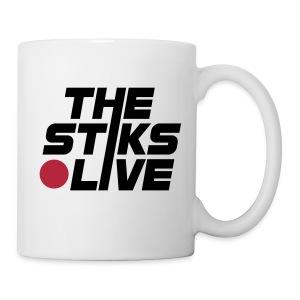 White Mug - Coffee/Tea Mug