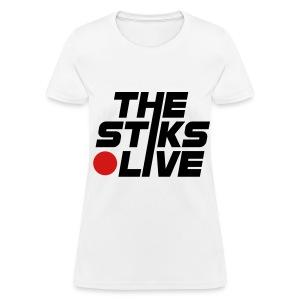 White Womens Tee - Women's T-Shirt