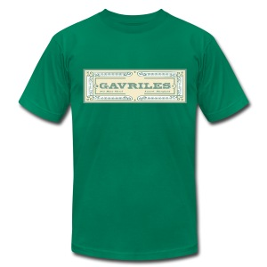Gavriles' - Men's T-Shirt by American Apparel