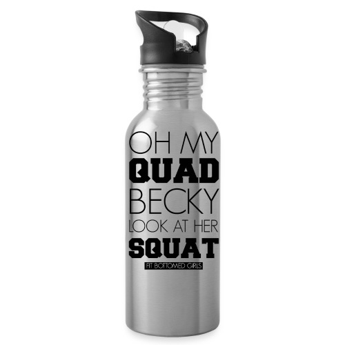 Oh My Quad Water Bottle - Water Bottle