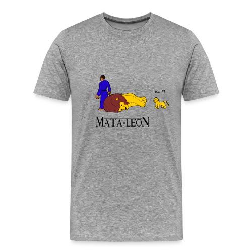 Mata Leon - Men's Premium T-Shirt