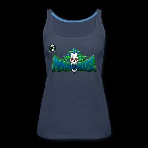 Shawn Ressler Walk-out Shirt (All Proceeds go to MMA Fighter Shawn Ressler - Women's Premium Tank Top