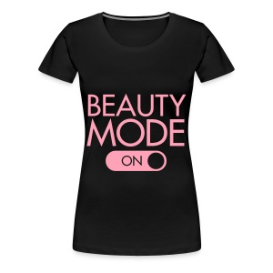 beauty mode t-shirt - Women's Premium T-Shirt