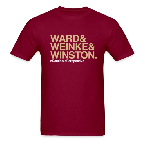 Helvetica List FSU - Men's T-Shirt